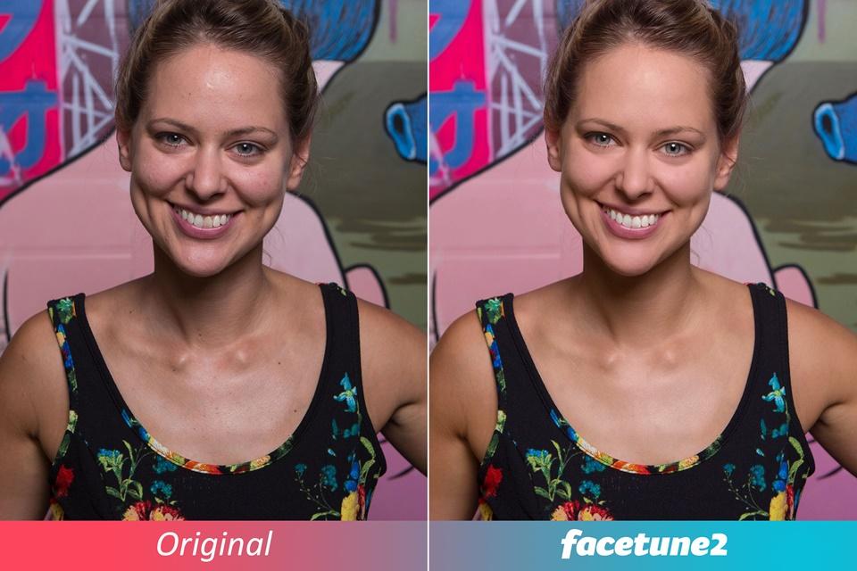 Imagem de FaceTune 2 é assustadoramente bom em editar selfies, mas cobra bem por isso no tecmundo