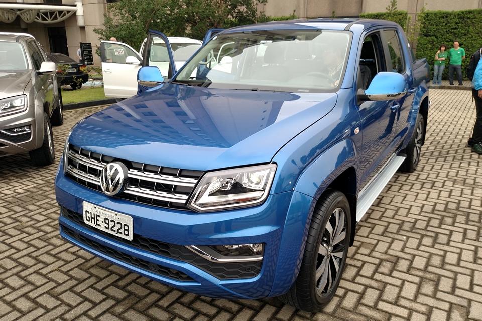 Imagem de Volkswagen traz para o Brasil nova Amarok com mais itens de série no tecmundo
