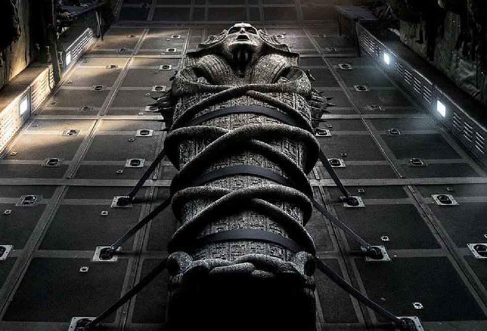 Imagem de A Múmia: reboot com Tom Cruise ganha primeiro cartaz e prévia do trailer! no tecmundo