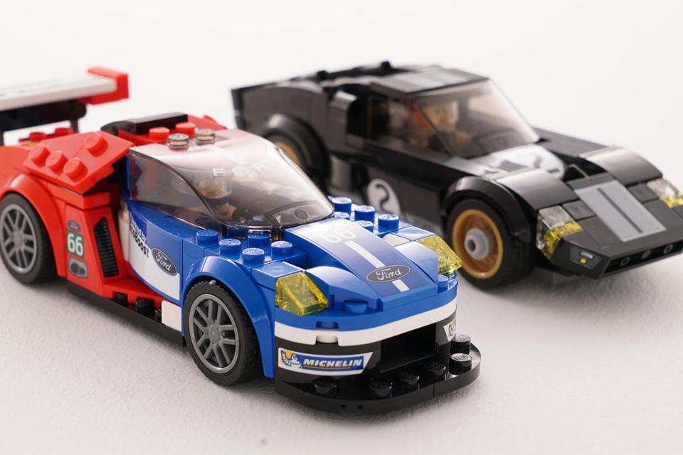 Imagem de Seus filhos (e você) vão amar esses kits LEGO do Ford GT e GT40 no tecmundo
