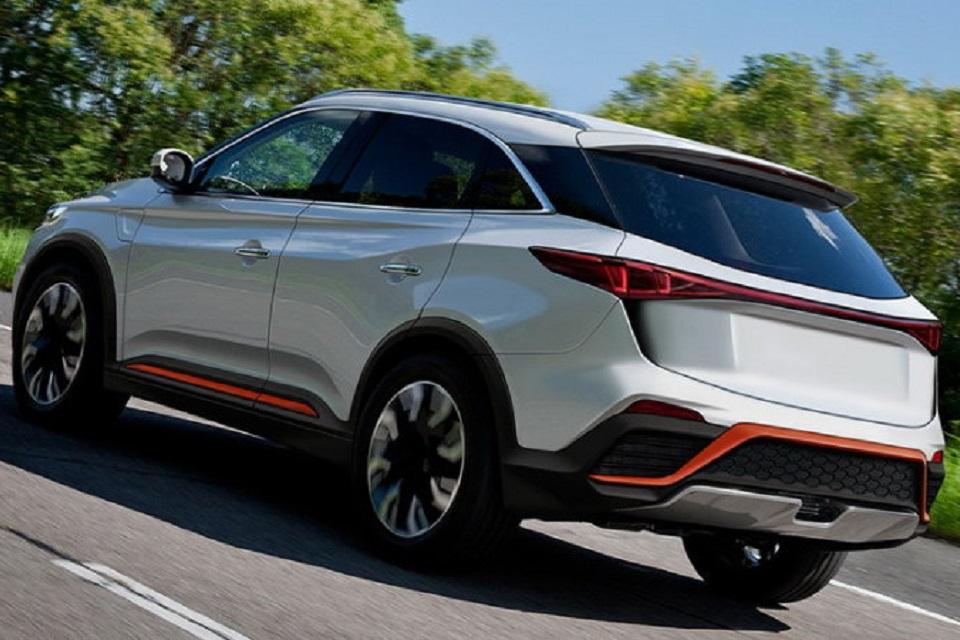 Imagem de WM Motors anuncia primeiro carro: um Mitsubishi falsificado  no tecmundo