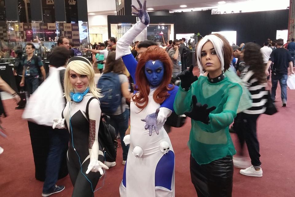 Imagem de CCXP 2016: confira os cosplays que circularam no segundo dia do evento   no tecmundo