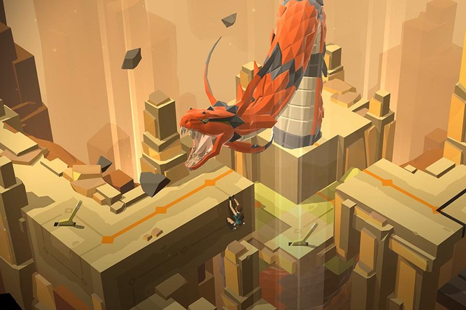 Imagem de Lara Croft GO já chegou ao PS4 e PS Vita e tem platina; confira o trailer no tecmundo