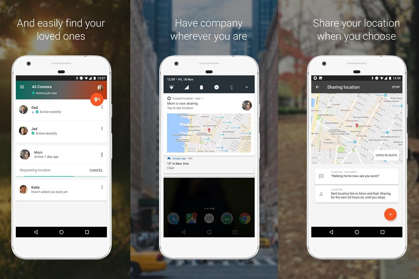 Imagem de Novo app da Google ajuda você a avisar seus amigos de que está seguro no tecmundo