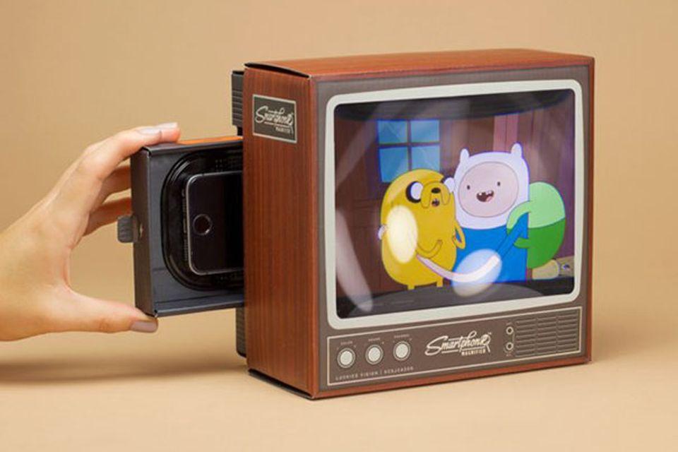 Imagem de Invenção 'transforma' o seu celular em uma antiga televisão de tubo no tecmundo