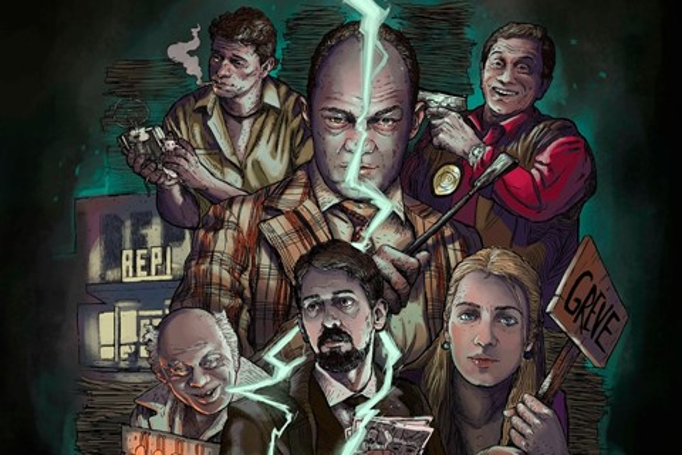 Imagem de CCXP: Repartição do Tempo é um filme de humor com Sci-Fi para ficar de olho no tecmundo