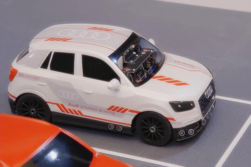 Imagem de Audi cria conceito de carro que consegue aprender a estacionar sozinho no tecmundo