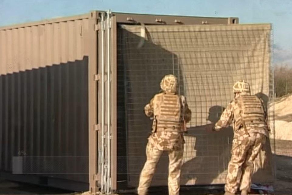 Imagem de RAID: o caminhão militar que cria barreiras de mais de 300 m em instantes no tecmundo