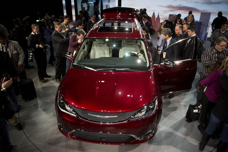 Imagem de Carro totalmente elétrico da Fiat Chrysler deve ser revelado na CES 2017 no tecmundo