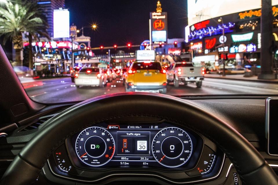 Imagem de Sistema de contagem regressiva de semáforos da Audi é lançado em Las Vegas no tecmundo
