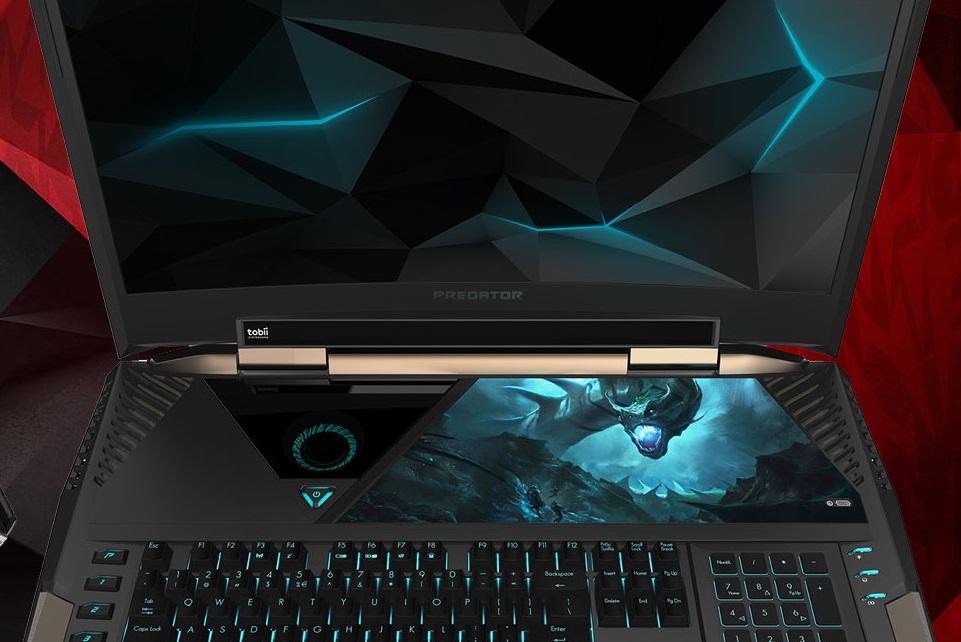 Imagem de Acer Predator 21X é um notebook monstruoso de tela curva por US$ 9 mil  no tecmundo