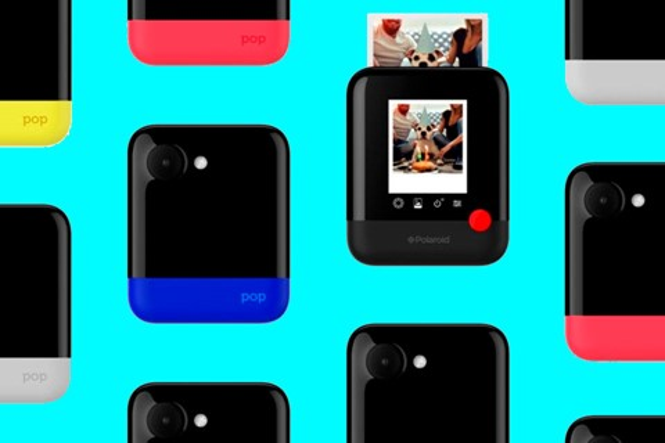 "Imagem de Diga ""X"": Polaroid anuncia Polaroid Pop durante a CES 2017 no tecmundo"