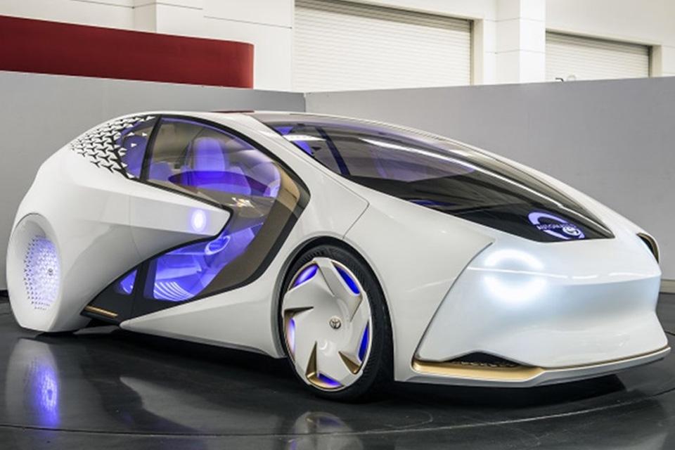 Imagem de Concept-i da Toyota pretende se tornar o melhor amigo do ser humano no tecmundo