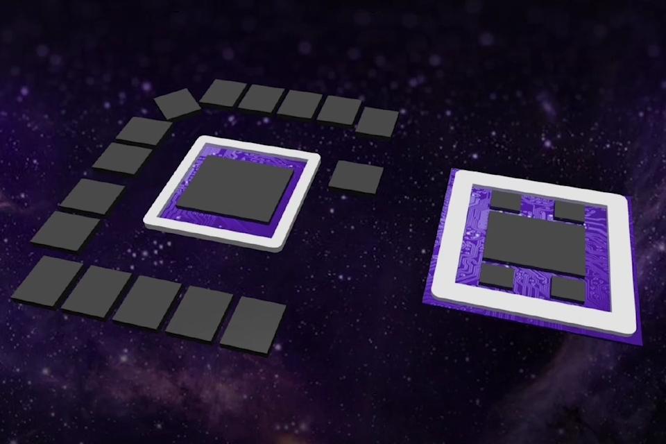 Imagem de PC Facts detalha informações e expectativas da arquitetura AMD Vega no tecmundo