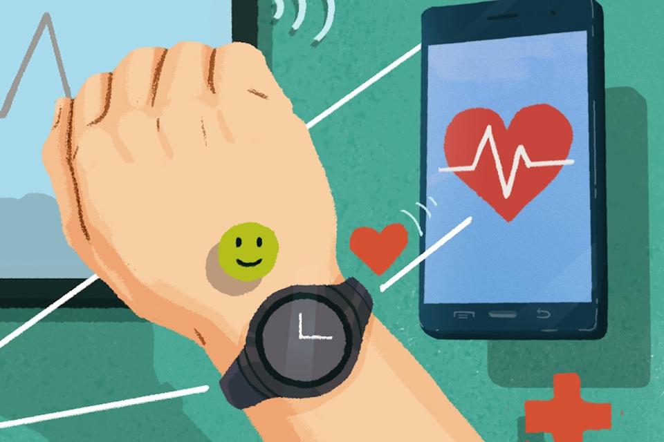 Imagem de Smartwatchs podem prever doenças dias antes dos primeiros sintomas no tecmundo