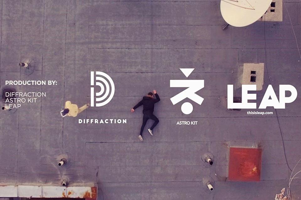 Imagem de Animal! Manobras de parkour filmadas com drones são o GTA da vida real no tecmundo