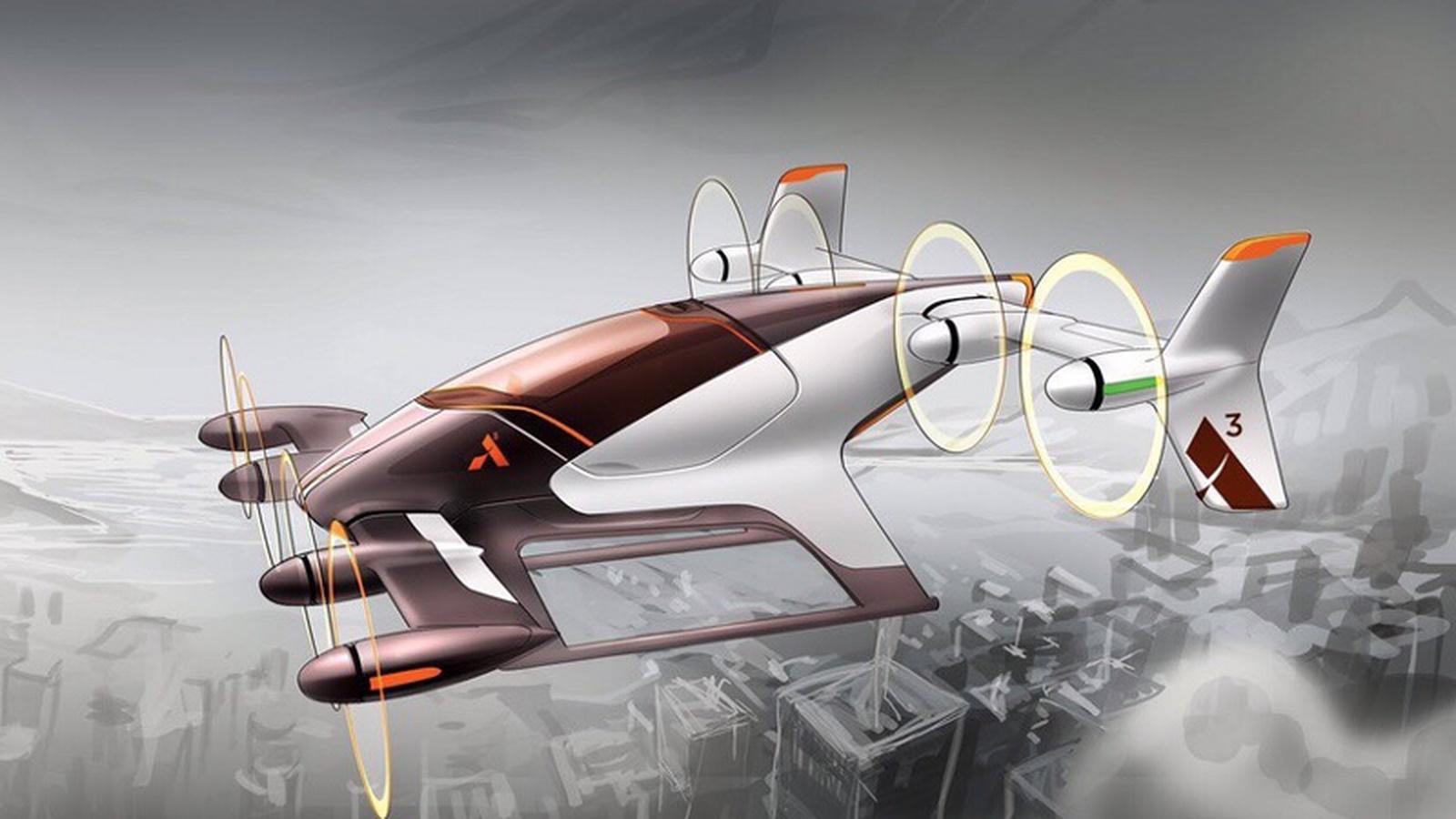 """Imagem de Protótipo de """"carro voador"""" ficará pronto em 2017, afirma CEO da Airbus no tecmundo"""