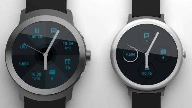 7941092d2e0 Primeiros smartwatches com Android Wear 2.0 vão ser da LG  rumor ...