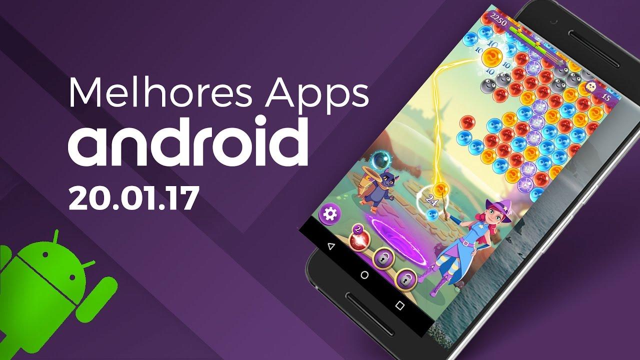 Imagem de Melhores Apps para Android: 20/01/2017 [vídeo] no tecmundo