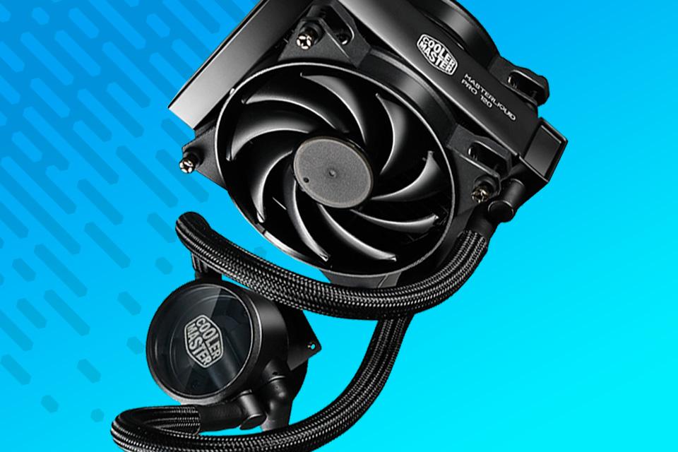 Imagem de Review: watercooler Cooler Master MasterLiquid Pro 120 no tecmundo
