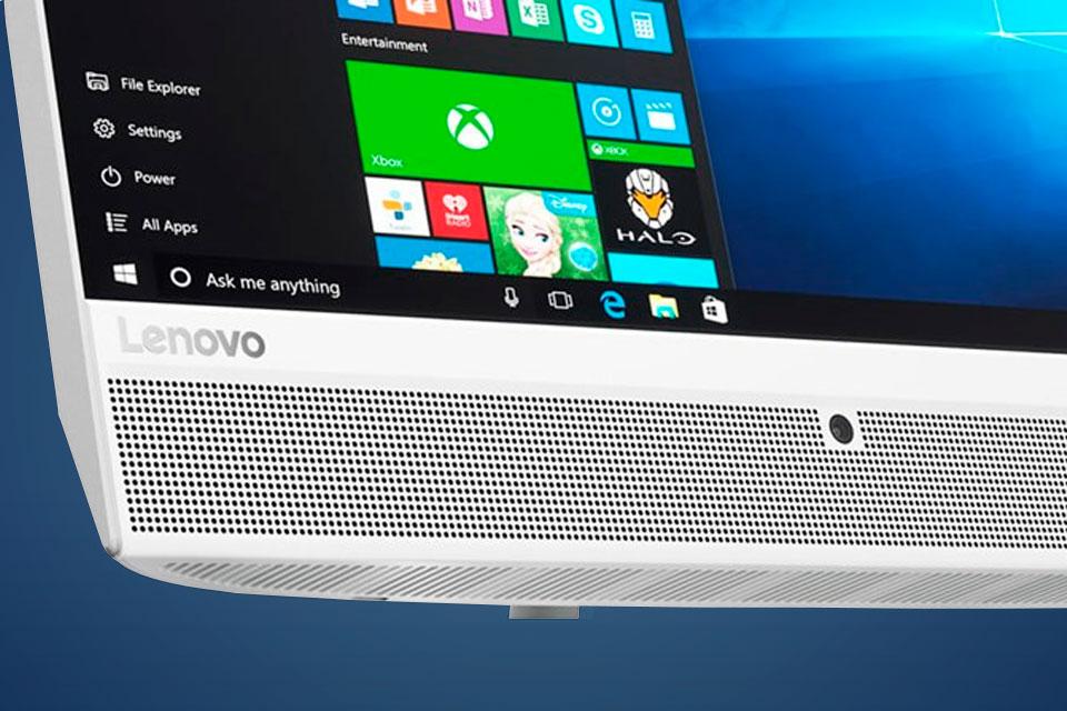 Imagem de Lenovo traz um tudo-em-um para a família com o Ideacentre AIO 510 no tecmundo