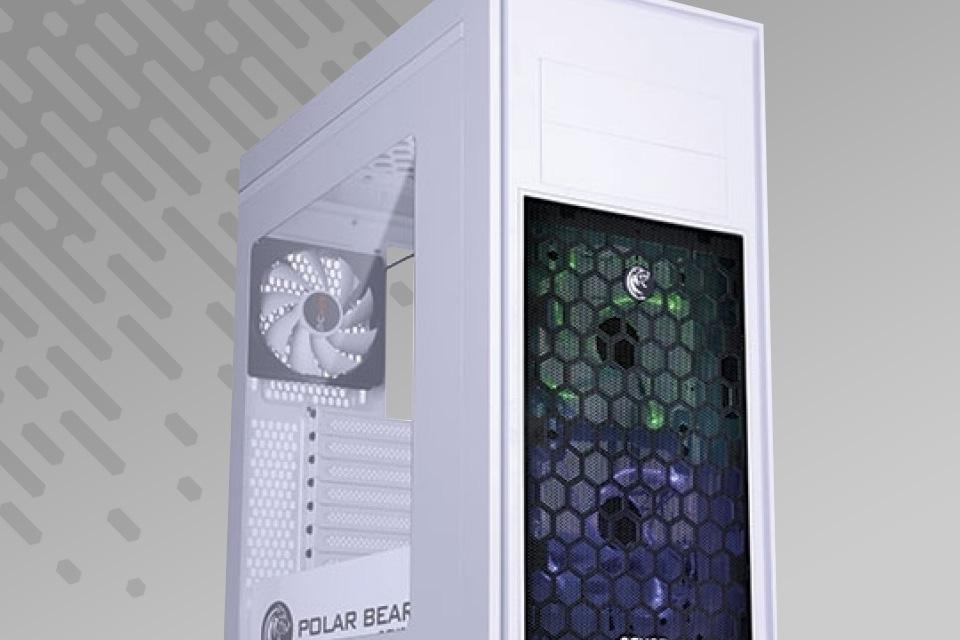 Imagem de Review: gabinete PCYES Polar Bear no tecmundo