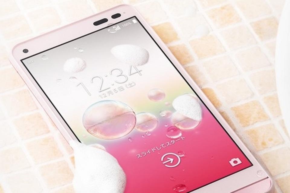 Imagem de Kyocera lança segunda geração de smartphone lavável no tecmundo