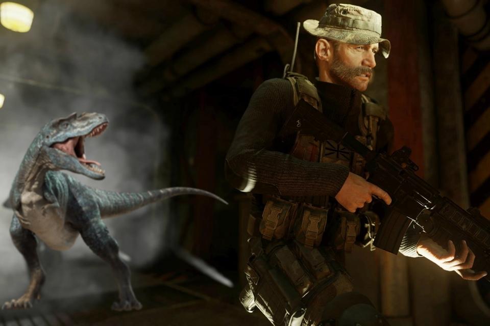 Imagem de Criador de CoD fala a nós sobre a série, CoD com dinossauros e projeto VR no tecmundo
