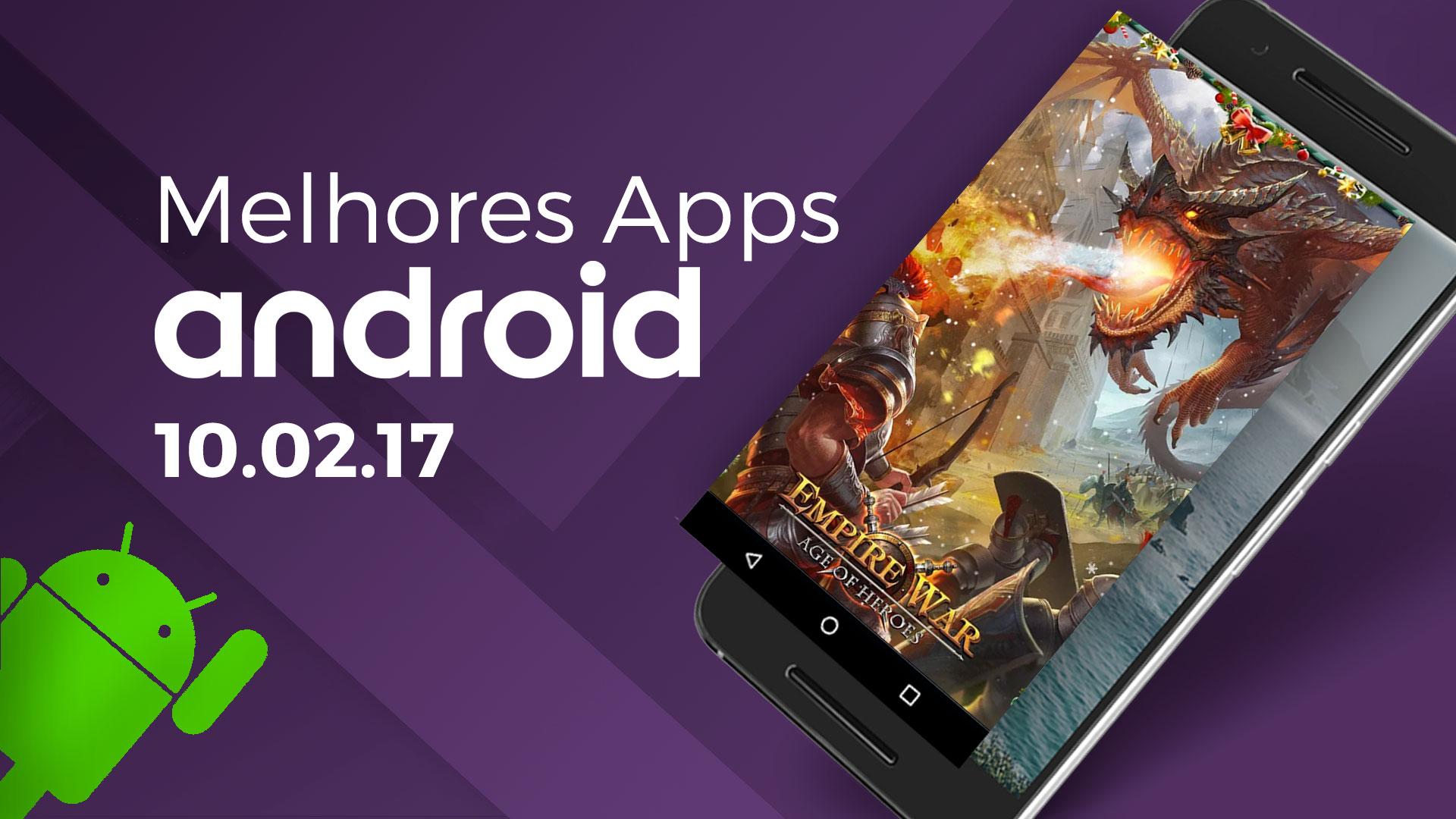 Imagem de Melhores Apps para Android: 10/02/2017 [vídeo] no tecmundo