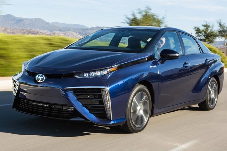 Imagem de Toyota Mirai sofre recall por conta de bug em sistema de combustível no tecmundo