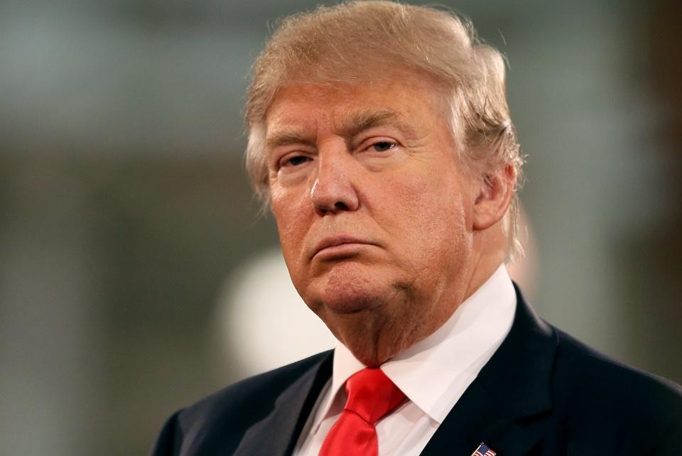 Imagem de Site de campanha de Donald Trump é hackeado e sofre deface no tecmundo