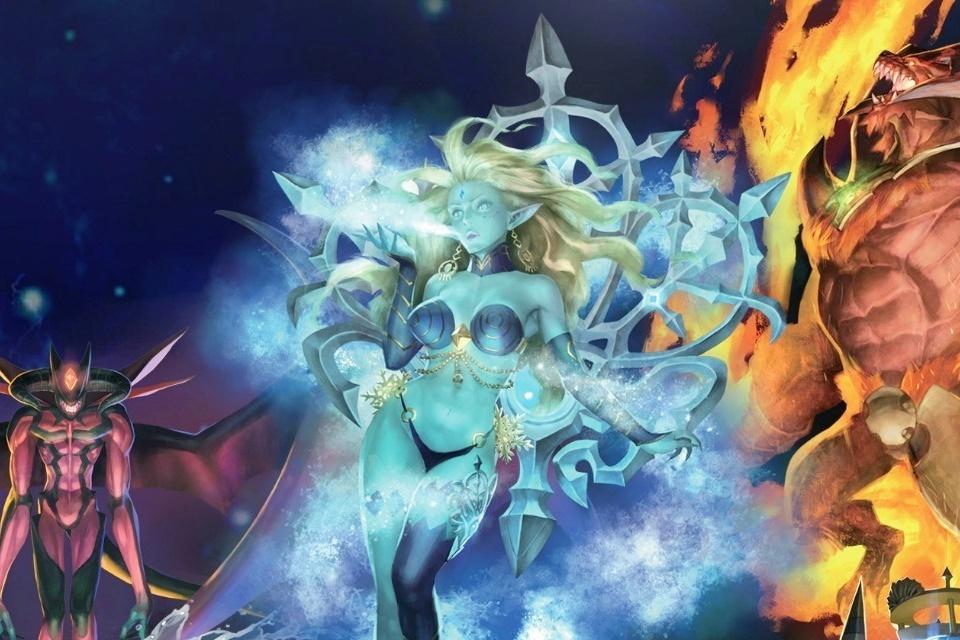 Imagem de Revista japonesa revela lançamento de novo Final Fantasy mobile no tecmundo