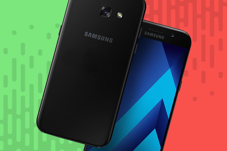 Imagem de 5 prós e contras do Galaxy A5 (2017) frente aos concorrentes [vídeo] no tecmundo