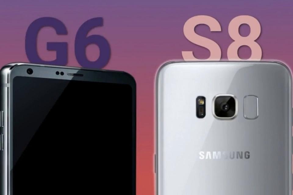 Imagem de Separe a grana: datas de lançamento do Samsung Galaxy S8 e LG G6 no tecmundo