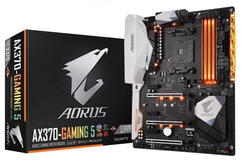 Imagem de GIGABYTE anuncia placas AORUS com soquete AM4 para processadores Ryzen no tecmundo