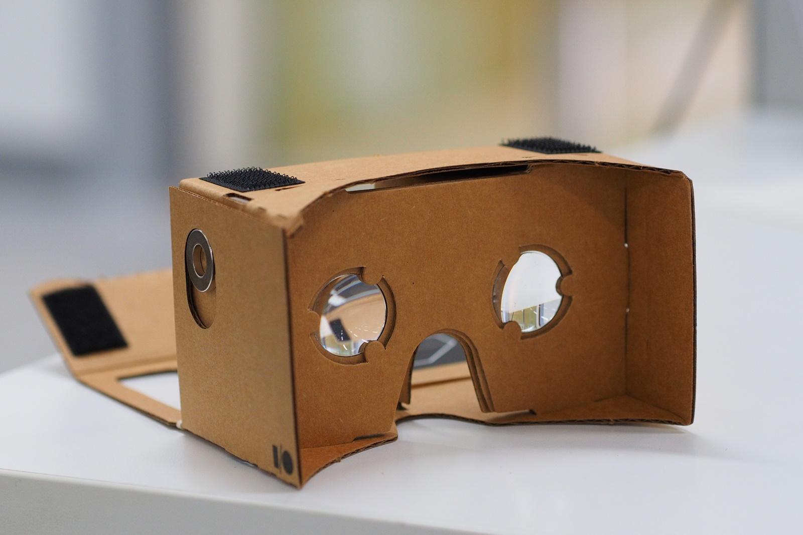 Imagem de VR em alta: 10 milhões de Google Cardboards já foram vendidos no tecmundo