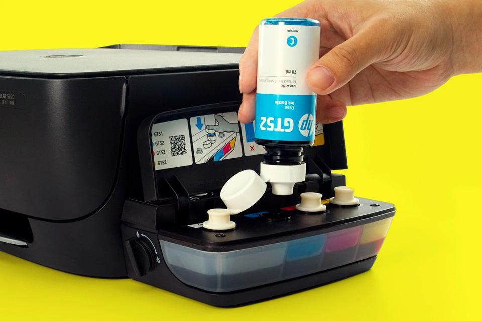 Imagem de Diga adeus ao toner: HP lança no Brasil impressora com tanque de tintas no tecmundo