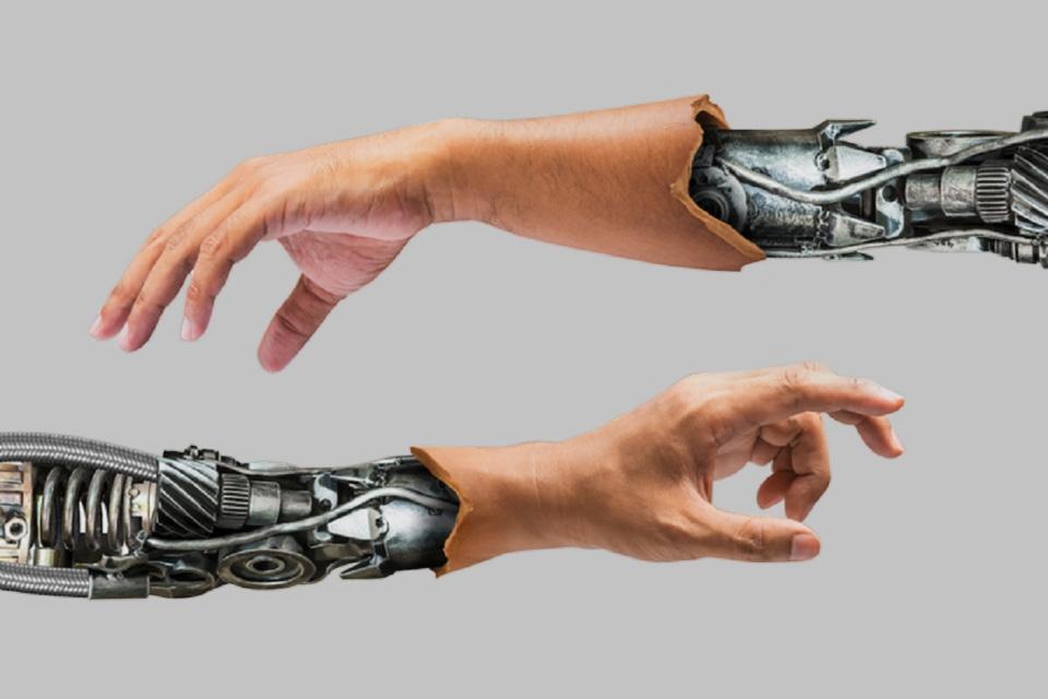 Imagem de Tecidos biológicos aplicados em robôs podem ajudar a medicina no tecmundo