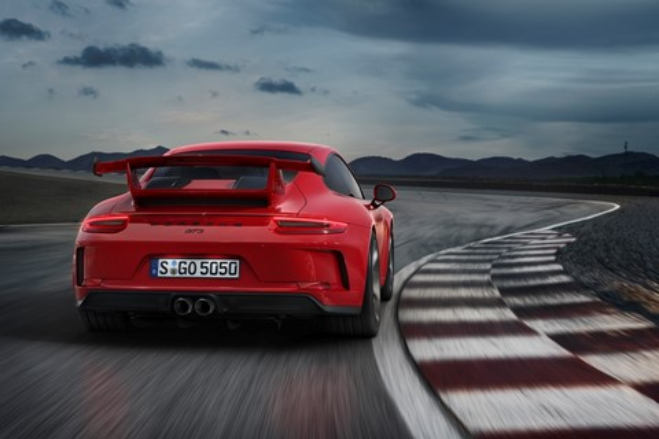Imagem de O novo Porsche 911 GT3 com câmbio manual é o sonho de qualquer purista no tecmundo