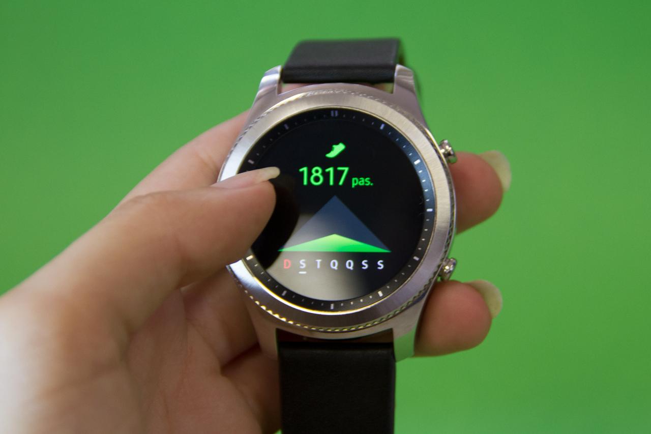 e03aec0519c Review  smartwatch Samsung Gear S3 Classic - TecMundo