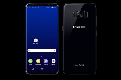 how to turn on pro mode for samsung s8
