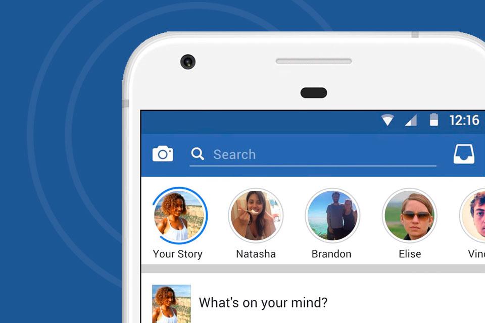 Imagem de Cansou de Snap? Calma que tem mais: Facebook Stories vai chegando no tecmundo
