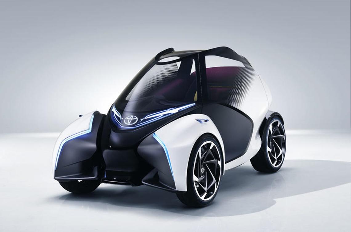 Imagem de i-TRIL é o veículo de três lugares do futuro da Toyota no tecmundo