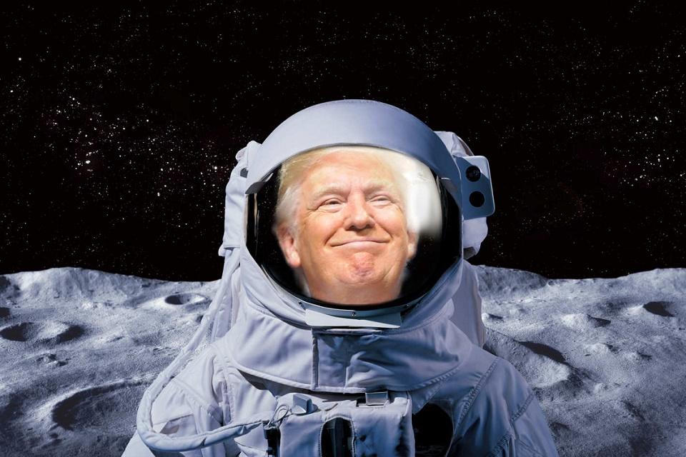 Imagem de Donald Trump financia NASA e torna oficial a missão Marte 2033 no tecmundo