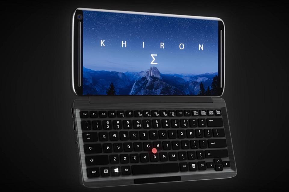 Imagem de KS-PRO é um notebook com Windows 10 que cabe no seu bolso — literalmente no tecmundo