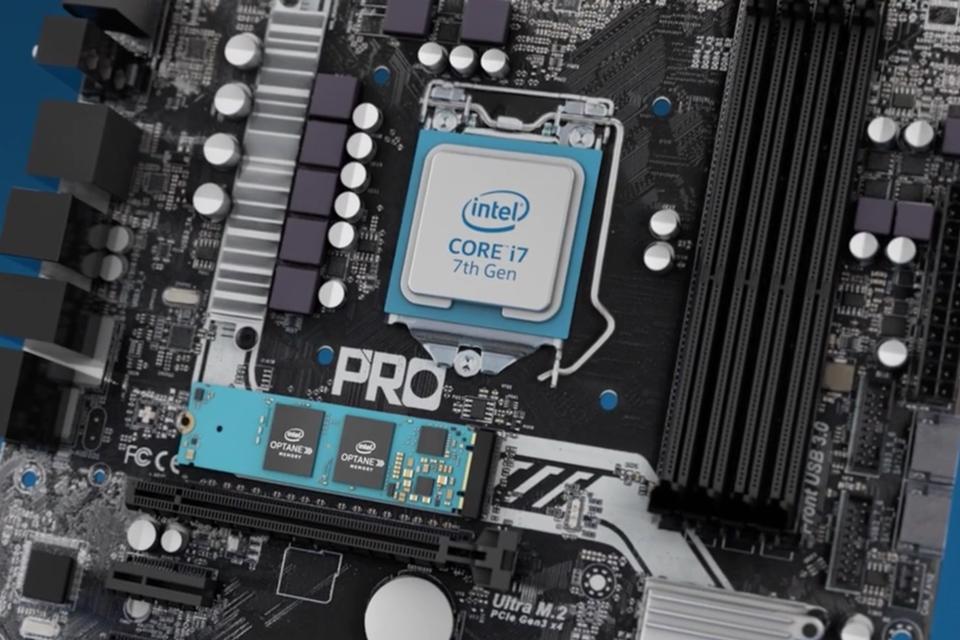 Imagem de Intel traz para o consumidor comum armazenamento mais veloz em SSD no tecmundo
