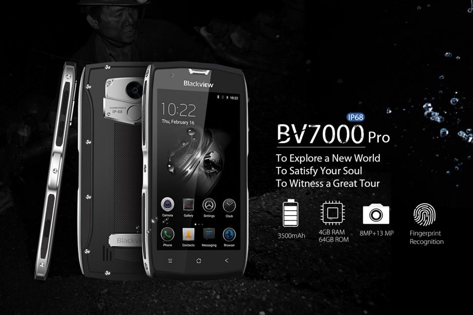 Imagem de BV7000 Pro: um celular muito resistente e quase indestrutível [vídeo] no tecmundo