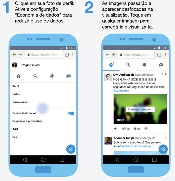 Twitter Lite é disponibilizado em mais 24 países