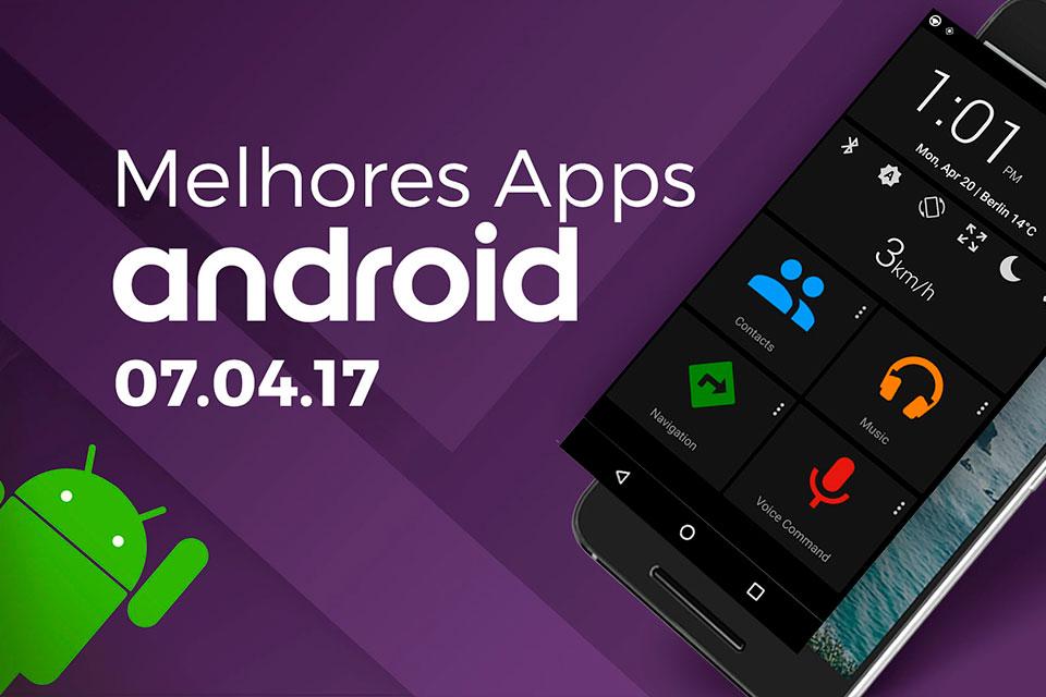 Imagem de Melhores Apps da Semana para Android: 07/04/2017 no tecmundo