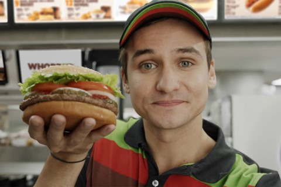 Imagem de Comercial do Burger King é, na verdade, comando de voz para o Google Home no tecmundo